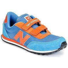 Modische #New balance KE410 Blau Sneaker für Kinder Preis: 43,99 € . Synthetische Sohle und Komfortablen Stil macht Kinder begeistert #newbalance  ,#kinderschuhe