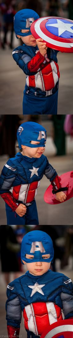 Captain America | DragonCon 2012
