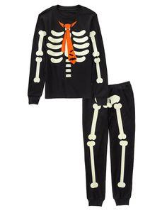Dad Skeleton Pajamas