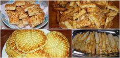 30 perces sós sütik - Receptneked.hu - Kipróbált receptek képekkel Hungarian Recipes, Food Website, Apple Pie, French Toast, Muffin, Bread, Cookies, Vegetables, Breakfast