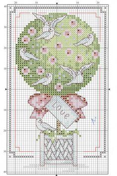Gallery.ru / Фото #34 - цветочные деревца - irisha-ira