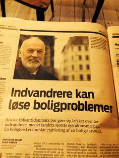 Artiklen giver gode muligheder for at løse boligproblemerne f.eks. ved at kopiere den norske model med en statsbank som yder lån til økonomiske sunde familier der vil købe bolig i udkants DK, men som ikke kan låne hos de almindelige banker.