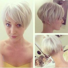 The best collection of Very Short Bob Haircuts Latest and best Very Short bob hairstyles, haircuts, hairstyle trends Very Short Bob Hairstyles, Layered Bob Haircuts, Hairstyles Haircuts, Short Haircuts, Blonde Hairstyles, Simple Hairstyles, 2018 Haircuts, Straight Haircuts, Fashion Hairstyles