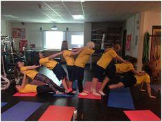 Teaching Yoga in Middle School- Jo Dixon | Gopher PE Blog