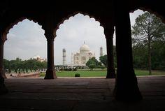 Taj Mahal, Agra Source: Instagram user Abhish21 | www.indipin.com #Indipin #taj #tajmahal #india #agra #incredibleindia #indianphotography