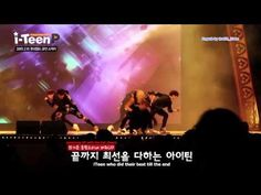 [ENGSUB] 150215 (iTeenPlay) iTeen Lotte World Last Performance Sketch