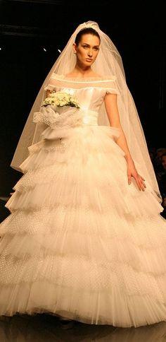 Raffaella Frasca Haute Couture S/S 2014 ~ Alta Roma