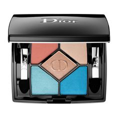 Shop Dior's 5-Colour Eyeshadow Polka Dots at Sephora. It features five fun shades in contrasting colors to light up eye looks.