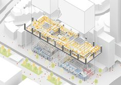 MVRDV to design 50,000m2 Weenapoint mixed-use complex in Rotterdam