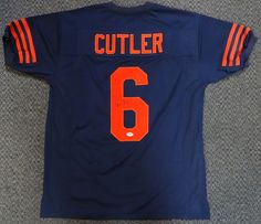 Jerseys NFL Outlet - 1000+ ideas about Jay Cutler Bears on Pinterest | Chicago Bears ...
