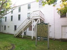 Mission house was built in 1825 by missionaries on Mackinac Island. The whole island is said to be very haunted. As for the house, there have been reports of apparitions of children, screams from the basement and an eerie feeling throughout.