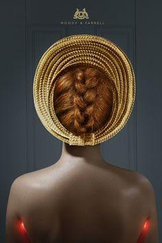 Moody & Farrel SS13 Campaign by Madame Peripetie | Trendland: Fashion Blog & Trend Magazine