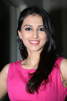 New Telugu Actress Simer Motiani Hot stills  in Pink Gown at 916 KDM prema Movie Audio Release Function in Hyaerabad