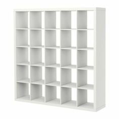 "Add a back and you have a room divider with storage   Amazon.com: IKEA EXPEDIT Bookcase Room Divider Cube Display ""Largest"": Everything Else"