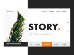 Free Design Materials - 35 Best Website Design Examples for Your Inspiration Best Website Design, Website Design Inspiration, Design Ideas, Bold Typography, Typography Design, Page Design, Ui Design, Bright Color Schemes, User Interface Design