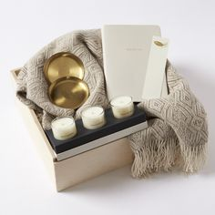 Simone LeBlanc The Comforts of Home Gift Box