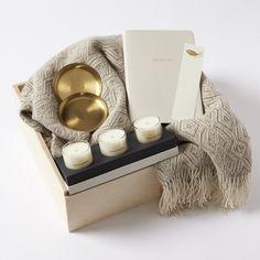 Simone LeBlanc The Comforts of Home Gift Box