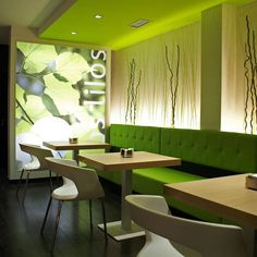 decoracion de restaurantes - Google Search