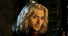 """Luke Roberts as Dracula from """"Dracula: The Dark Prince"""" This looks like an older version of you. Dark Prince, Vampire Photo, Order Of The Dragon, Holby City, Luke Roberts, Bram Stoker's Dracula, Gifs, Medieval Fashion, Hot Actors"""