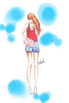 fashion sketch fashion illustrations