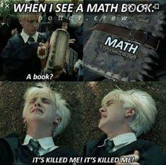 Harry Potter Mems, Harry Potter Comics, Mundo Harry Potter, Harry Potter Draco Malfoy, Harry Potter Spells, Harry Potter Universal, Harry Potter Characters, Harry Potter World, Draco Malfoy Memes