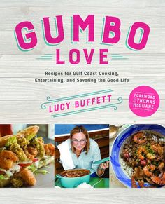 Lucy Buffett's new cookbook, Gumbo Love: Recipes for Gulf Coast Cooking, Entertaining and Savoring the Good Life, is a love letter to Southern, coastal cuisine. Tuna Burgers, Fish Burger, Pound Cake With Strawberries, Strawberry Cakes, Southern Pound Cake, Shrimp Creole, Deep South Dish, Seafood Gumbo, Pickled Onions
