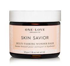 One Love Organics Skin Savior Multi-Tasking Wonder Balm - Kloverbox September 2015