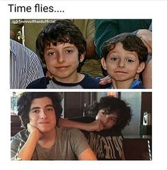 Finn and his bro