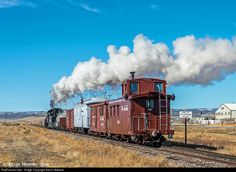 RailPictures.Net Photo: DRGW 487 Denver & Rio Grande Western Railroad Steam 2-8-2 at Antonito, Colorado by Kevin Madore