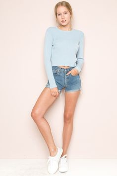 Brandy ♥ Melville | Gracie Knit - Just In