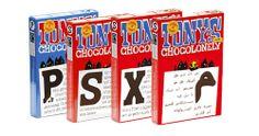 Sinterklaas voor de boeg? Koop Tony Chocolony chocoladeletters! Ontzettend smullen plus 'buy fair, be fair!'