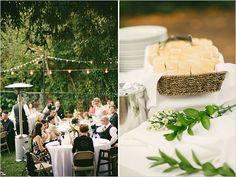 awesome backyard wedding inspiration