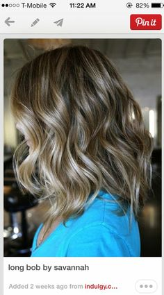 medium hair styles for women | long bob