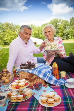 Here's everything you need to know about the Great British Bake Off 2016