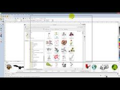 BERNINA Embroidery Software 7 - Tool Tip - Corel Connect - YouTube