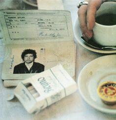Drinking coffee with Bob