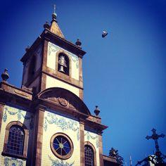 Porto | Capela de / Chapel of Nossa Senhora da Boa Hora de Fradelos | Paulino Gonçalves | Fábrica Cerâmica do Carvalhinho | 1929 #Azulejo #Porto #Carvalhinho #PaulinoGonçalves