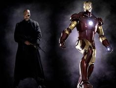 samuel l jackson iron man - Google Search