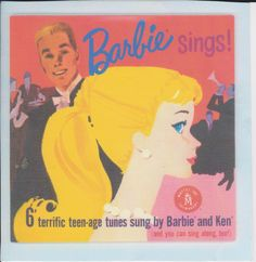 vintage barbie doll ads - Google Search