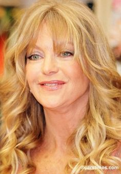 Goldie Hawn - actress, producer Born in Washington, DC  11/21/1945