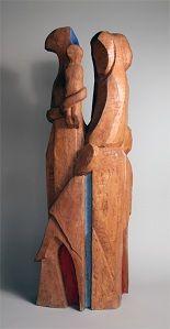 Marg Moll, Familie, Holz, H 108