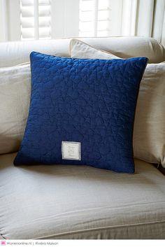 Rivièra Maison najaar/winter collectie 2015: Aspen Aspen, Winter Collectie, Throw Pillows, Winter, Home, Welcome, Cushions, Decorative Pillows, Decor Pillows