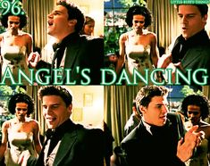 Angel's dancing in 'She' - totally worth watching the credits on this one!