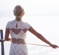 Mylene Lace Dress by Ida Sjostedt