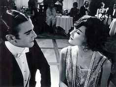 "Coco Chanel and lover ""Boy"" Capel"