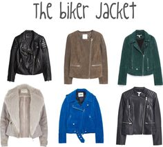 The only jacket you will need this Autumn