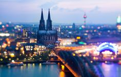 Cologne, Germany (by Vivien J-Dora)- this was a dangerous website for me to find