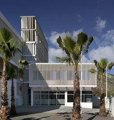 Casa cuartel de la Guardia Civil en Oropesa del Mar - espegel-fisac arquitectos.