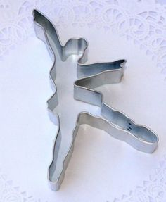 Ballerina Shaped Cookie Cutter - Twirling Dancer Shape - Perfect for a Ballet Themed Party