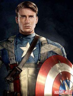 Captain America. Even better in the Avengers.